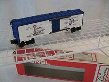 Lionel TCA Seattle 20th Nat. Conv. Boxcar 6-9864 New 1974 (1954-1974) White/Blue