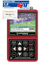 SatFinder 5HD Slim,800MHz Processor, Spectrum,NIT, HD/SD Picture,KU/L/R/C/KA-BA