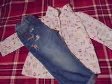 Baby girl Next bundle age 18-24 months trousers and shirt
