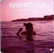Washed Out Life Of Leisure EP vinyl LP NEW sealed