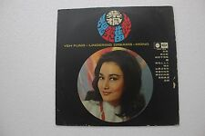 "Yeh Feng 葉楓 "" Lingering Dreams ""  Chinese Mandarin 1969 Singapore Regal LP"