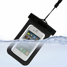 Waterproof Underwater Case Cover Bag Dry Pouch for iPhone 5/5s/SE/6/6s Samsung