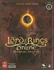 The Lord of the Rings Online: Shadows of Angmar (Prima Official Game Guide)