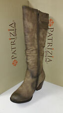 NEW Womens Patrizia by Spring Step Ravi Camel Boots Sz 39 / 8.5