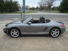 Porsche: Boxster Roadster Only 14k Miles Salvage Rebuildable