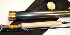 "Martin Mohawk River  2pc Graphite Fly Rod 8'6"" # 7wt With Tube n Sock"
