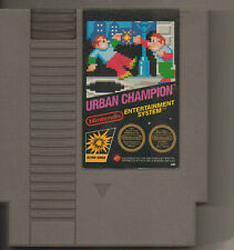 NES Nintendo Entertainment System URBAN CHAMPION PAL A (UK)