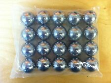 "1"" Inch Monkey's Fist Steel Balls -- Qty. 20 - G25 Bearings - eXtremePara.com"