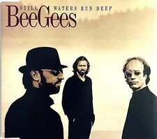 Bee Gees ‎Maxi CD Still Waters Run Deep - Promo - England (M/VG)