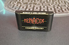 MENACER 6 GAME CARTRIDGE SEGA MEGADRIVE