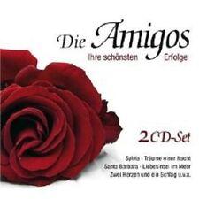 """DIE AMIGOS """"IHRE SCHÖNSTEN ERFOLGE"""" 2 CD NEUWARE"""