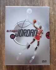 Ultimate Jordan (DVD, 2001, 2-Disc Set)
