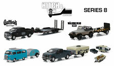 GREENLIGHT HITCH & TOW SERIES 8 COMPLETE 4-PC SET LIMITED EDITION IN STOCK