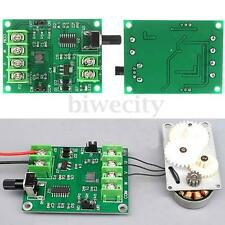 DC 5V-12V Green Brushless Motor Board Driver Controller For Hard Drive 3/4 Wire