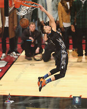 Zach Lavine Slam Dunk Contest 2016 NBA All-Star Game 8x10 Unsigned Photo #2