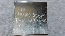 "THE ROLLING STONES ""RAIN FALL DOWN"" PROMO CD SINGLE WITH 2 DIFFERENT VERSIONS"
