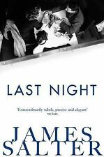 Last Night: Stories by James Salter (Paperback, 2014)