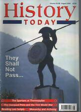 HISTORY TODAY MAGAZINE - Volume 52 (8) August 2002 'They Shall Not Pass...'