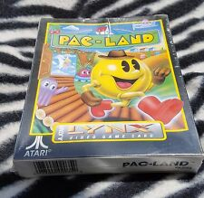 Pac-Land Atari Lynx Brand New Factory Sealed in Box Rare
