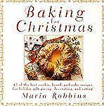 Baking for Christmas: 50 Of the Best Cookie, Bread and Cake Recipes fo-ExLibrary