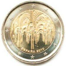 2 euro Commemorative Spain 2010 Cordoba UNC (#937)