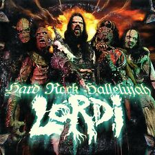 CD SINGLE EUROVISION 2006 Finlande : LORDI Hard rock hallelujah 2-track CARD SLE