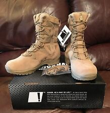 10 W | BLACKHAWK! Men's Ultralight Side Zip Tactical Boot, Desert Tan 83BT19DE