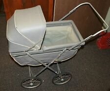 Vintage 1950's Doll Buggy From  Easy-Fold Carriages By Welsh St. Louis, MO.