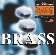 THE ORCHESTRA: BRASS - THE SUNDAY TIMES MUSIC COLLECTION - CD (1996)
