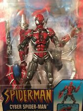 "MARVEL LEGENDS SPIDER-MAN CLASSICS CYBER INFINITE SERIES 6"" INCH X-men"