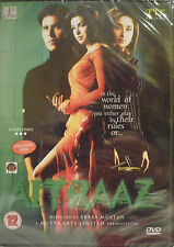 AITRAAZ - ORIGINAL TIP TOP VIDEO BOLLYWOOD DVD - AKSHAY KUMAR & PRIYANKA CHOPRA.