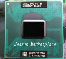 Intel core 2 duo T9800 SLGES 2.93 Ghz / 6 m / 1066 processor