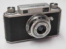 Konica I Rangefinder Camera with Hexar 50mm F3.5 Lens