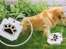 Outdoor chien fontaine d'eau (eau douce lorsque votre chien veut)