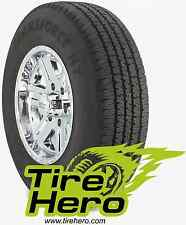 9.50R16.5LT -Firestone Transforce HT- BLK 121R E 10PlyNew Set of (2)