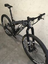 2015 SPECIALIZED EPIC FSR S-WORKS CARBON 29 LG XTR CARBON WHEELS MINT CONDITION