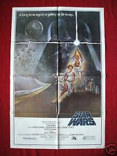 STAR WARS * 1977 ORIGINAL MOVIE POSTER STYLE A VADER AUTHENTIC ICONIC HALLOWEEN