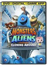 Monsters vs. Aliens: Cloning Around (DVD, 2013)