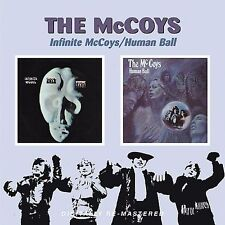 The Infinite McCoys/Human Ball * by The McCoys (CD, Nov-2009, 2 Discs, Beat...