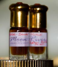 Rose oil (Taifi/Isparta) / Mysore Sandalwood / Musk, 3 ml , Aloes of Ish
