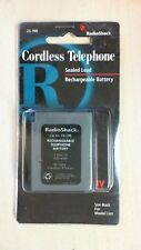 Radio Shack Cordless Telephone  Rechargeable Battery- BRAND NEW IN PACKAGE R8T1
