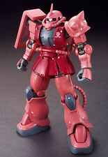 BANDAI Model Kit GUNDAM HG ZAKU II MS 06S CHAR ORIGIN SC 1/144 GUNPLA NEW!