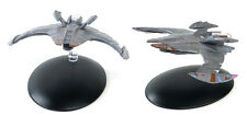 Eaglemoss Diecast Star TREK ST0013 Jem'Hadar Battle Cruiser & MAGAZINE #13
