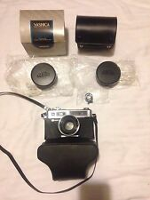 YASHIKA ELECTRO 35 PLUS CONVERSION LENS SET