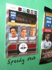 Panini Adrenalyn fifa 365 Nordic Edition emblema logotipo club badge Kobenhavn 113