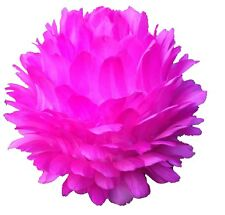 Centerpiece Feather Ball Large Wedding Ball  Kissing Ball 16 inches Hot Pink
