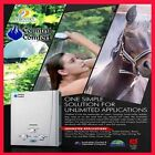 HOT WATER SYSTEM PORTABLE GAS HOT WATER SHOWER CAMP CARAVAN HORSE DOG WASH
