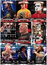 2016 TOPPS WWE PERSPECTIVES COMPLETE INSERT SET (36 CARDS) AUTHORITY + ANTI