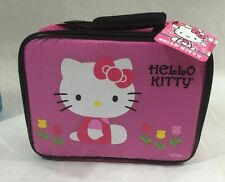 Thermos cold warm Hello Kitty lunch bag tote thermos