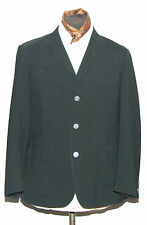 "PINGVIN TAILORED FOR SMART WESTON LONDON W1 BLAZER JACKET 40"" S BLACK"